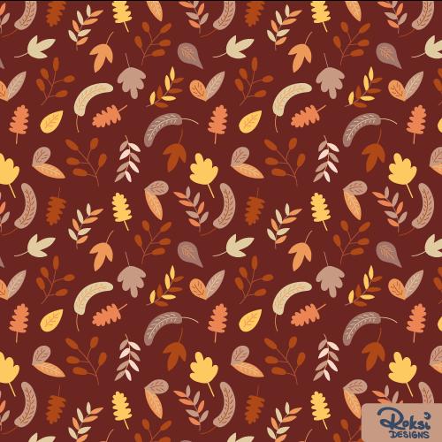falling leaves fall pattern